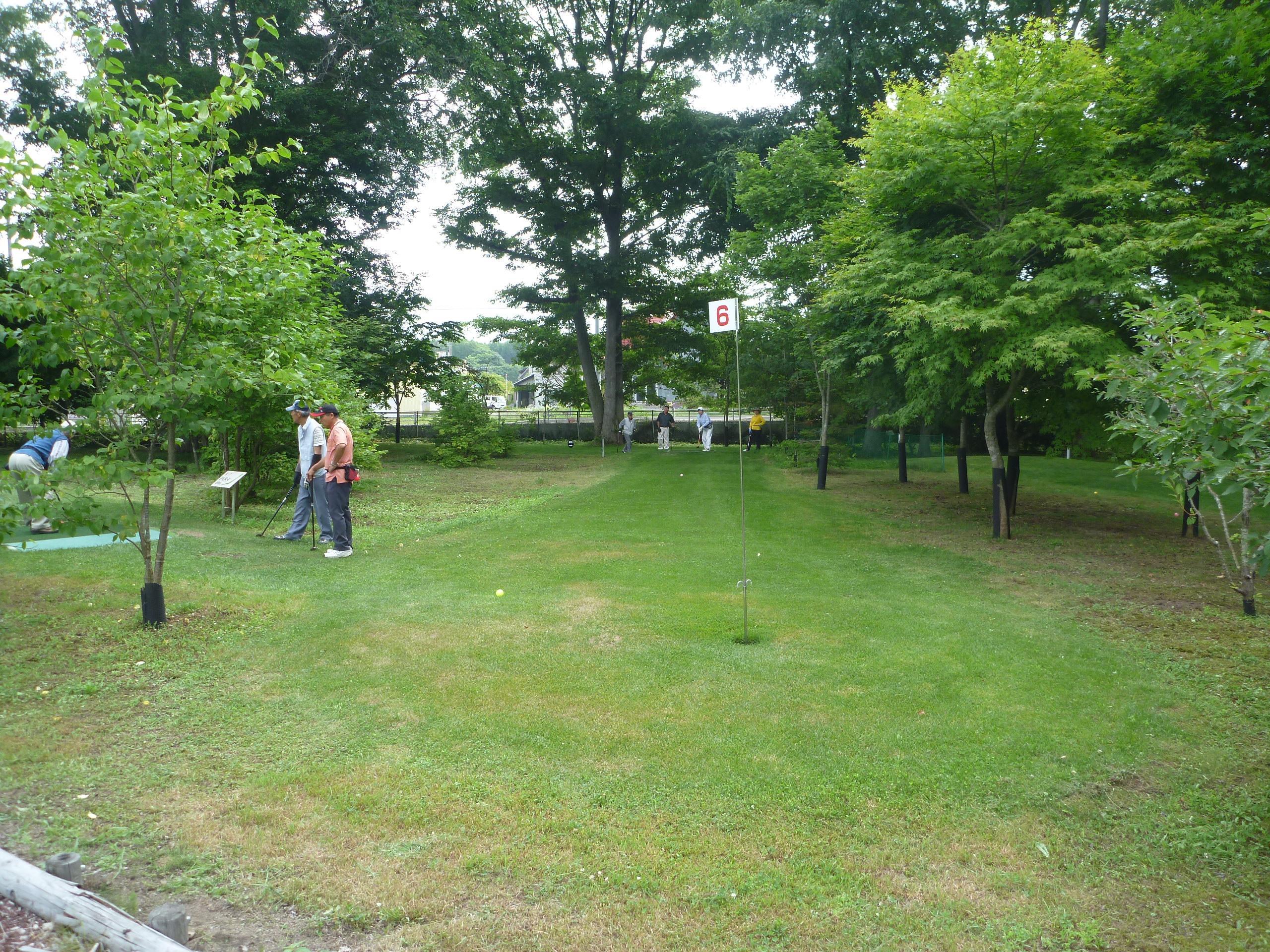 鹿公園パークゴルフ