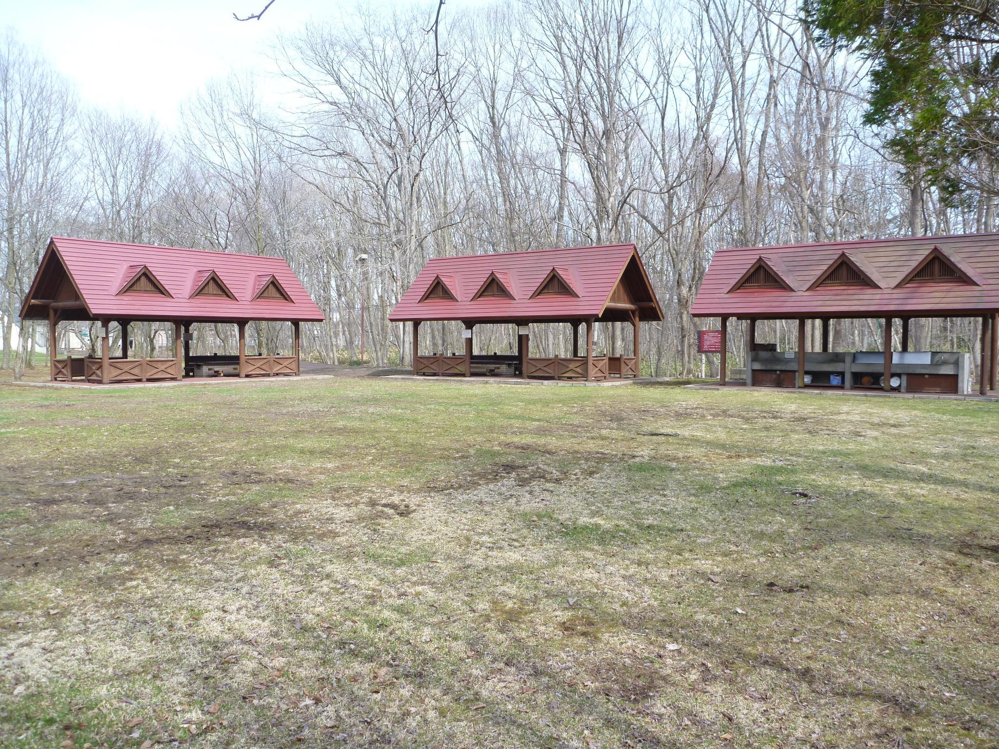 鹿公園キャンプ